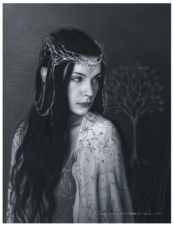 Arwen by Vanderstelt