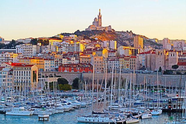 Diario di viaggio a Marsiglia... parte prima