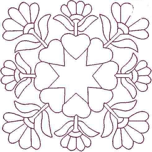 Coloring Pages For Quilt Blocks : 313 best mandala coloring pages images on pinterest