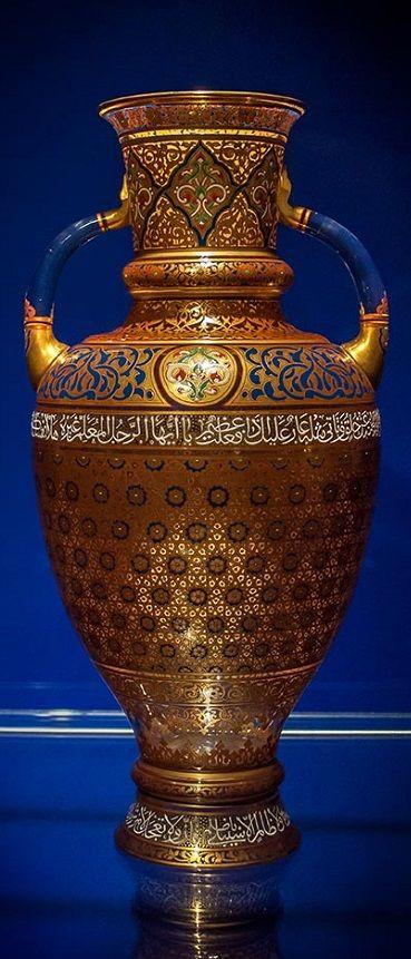 J & L Lobmeyr,Arabian Series. Designed by Gustav Schmoranz, 1896/7