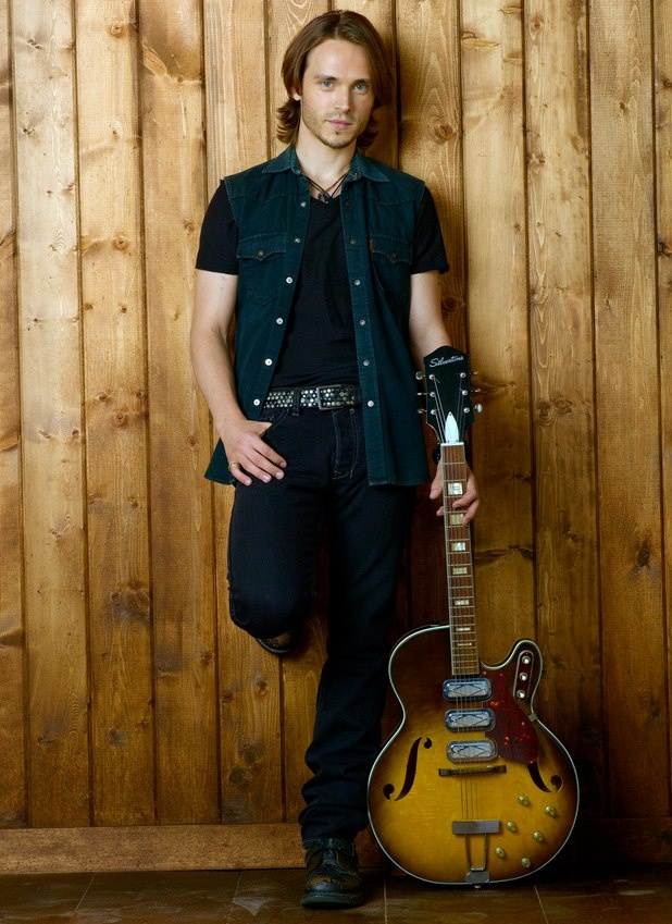 "Jonathan Jackson portrays the character of Avery Barkley in the tv show ""Nashville""......"
