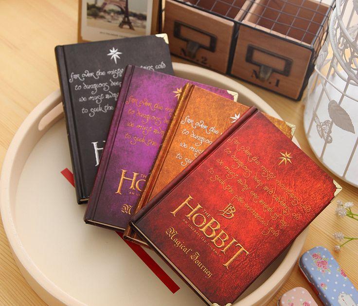 The Hobbit Notebook  //Price: $24.99 & FREE Shipping //     #BilboBaggins #lordoftherings #LOTR #thehobbit #hobbit #ExtendedEdition #Tolkien #Sauron #Smeagle #Frodo #myprecious #erebor # gandalfthegrey #filixkili #thehobbitanunexpectedjourney #radagastthebrown #theonering