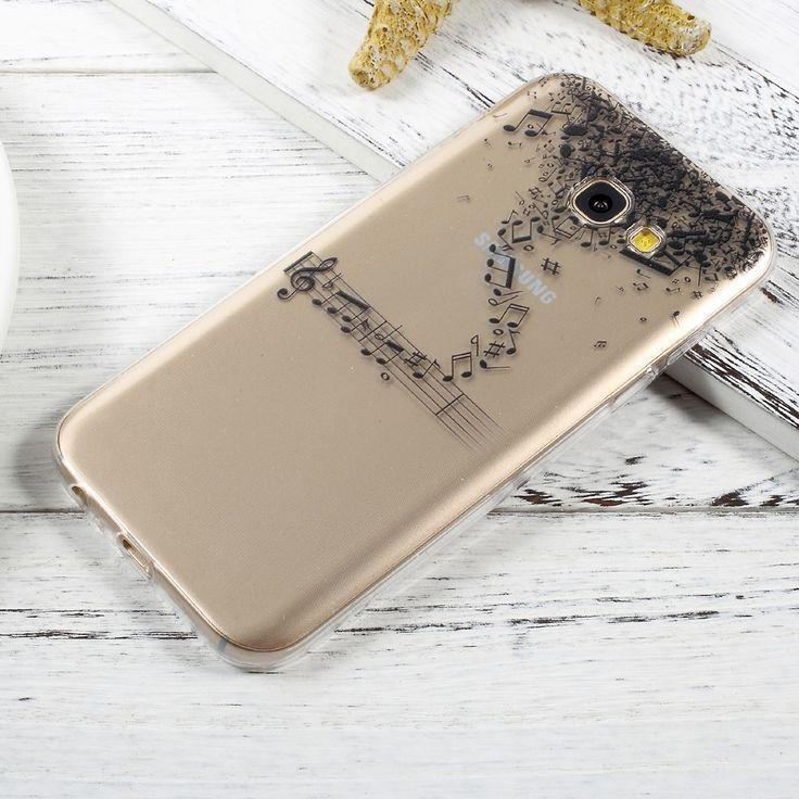 Coque Samsung Galaxy A5 2017 - Note de Music