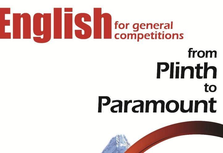 From Plinth to Paramount Neetu Singh English Book PDF