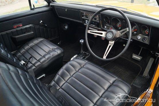 1971 HOLDEN MONARO HG GTS