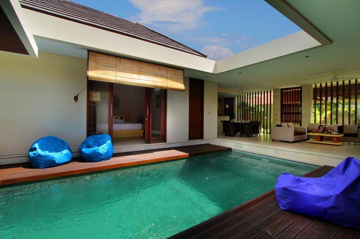 New-Opened Three Bedrooms Private pool Villa in Seminyak