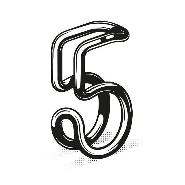 Work by @baimu_bcn Follow us: @goodtypography #type #typography...