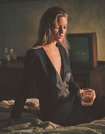 Martha Hunt by Guy Aroch for So It Goes Magazine 2015