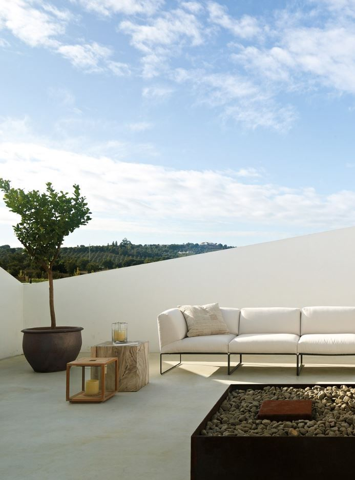 Nature inspired @andreuworld Outdoor Collections