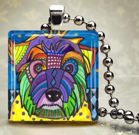 Jewelry Dog Jewelry Dog  West Highland Terrier by HeatherGallerArt, $28.00