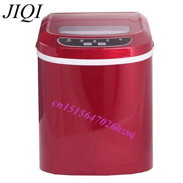 Draagbare Automatische ice Maker, huishoudelijke bullet ronde ijs make machine voor familie, kleine bar, koffie winkel 12kgs/24 H