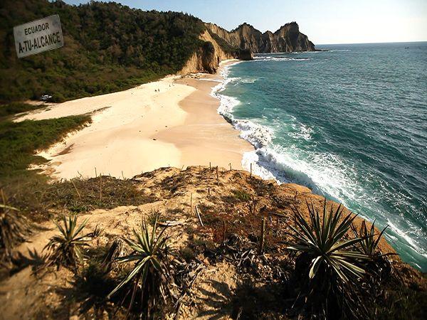 best places to surf... montañita