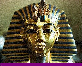 La mummia di Saqqara