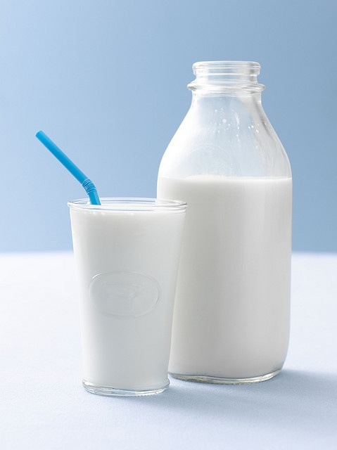 """My daddy the """"glass of milk, usually cold and delicious, but every once in a while, goes sour."""""""
