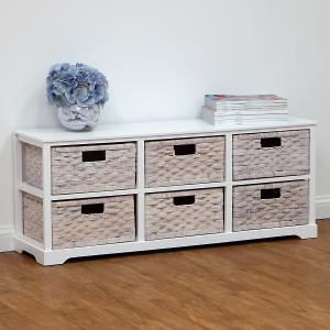Coogee 6 Drawer Water Hyacinth Storage Cabinet. Get marvelous discounts up to 60% Off at Deals Direct using Coupons & Promo Codes.