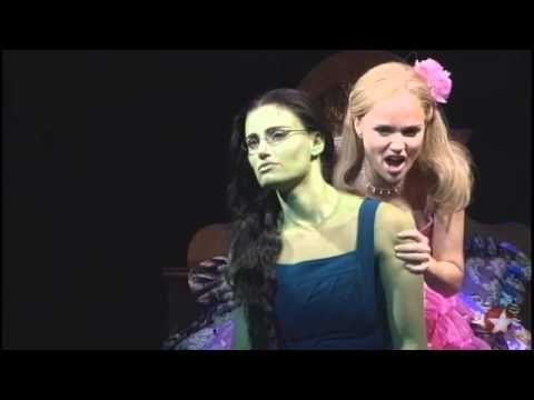 """Show Clip - Wicked - """"Popular"""" - Original Cast"""