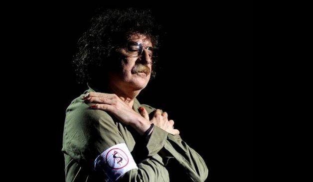 Muestra gratuita de fotos de Charly García en el Teatro San Martín