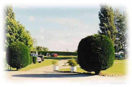 Dodwell Park - Camping and Caravaning in the Heart of Shakespeare Country