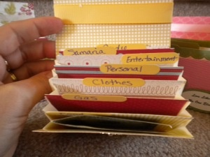 Dave Ramsey Envelope System... control your spending better