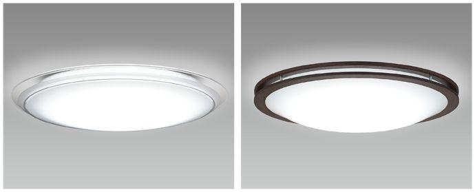 NEC 感震センサ搭載LEDシーリングライト発売