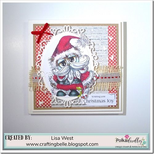 Designed by Lisa using http://www.polkadoodles.co.uk/twiggy-toots-festive-fun-downloadable-digital-cd-crafting-collection/