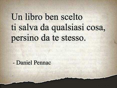 Daniel Pennac, Citazioni, Frasi , Libri