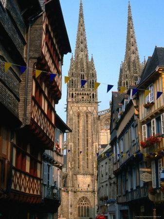 Quimper, France