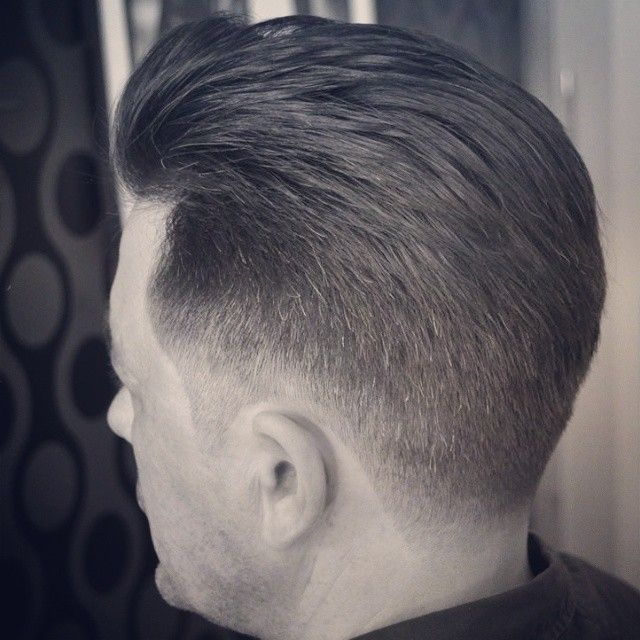 hair styles on black clean mens classic fade haircuts faded 5937