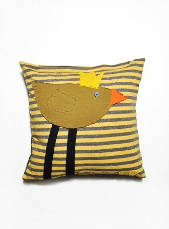 """Pillow """"Birdy"""" 