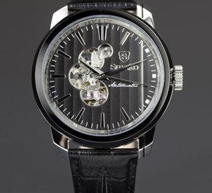 Smalto Bassano : une montre mécanique pour l'un des plus grands couturiers italiens T1G015MBBS3