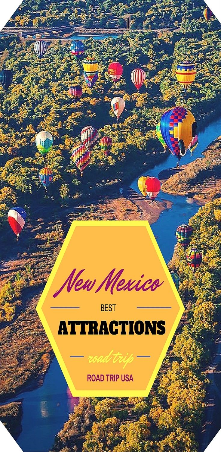 The best places in new mexico places you must see and things you must do
