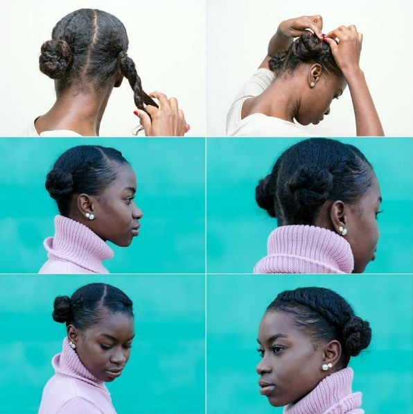 This pure hair blogger posts fast and cute fashion demos on Instagram which can be really straightforward sufficient to recreate.