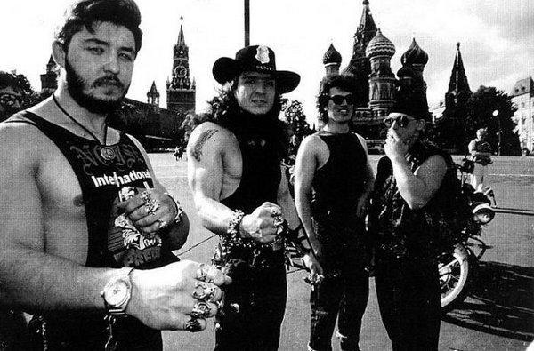 Неформалы из СССР (44 фото)