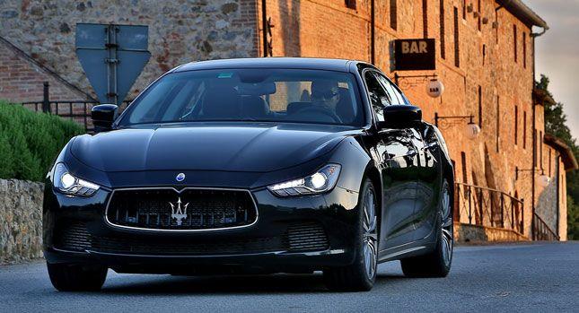 Get a Close Look at New 2014 Maserati Ghibli Sedan in 183 High-Res Photos - Carscoops