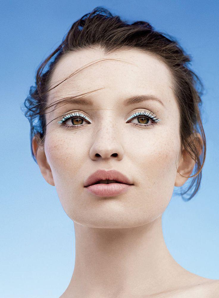 Эмили Браунинг — Фотосессия для «InStyle» AU 2014 – 4