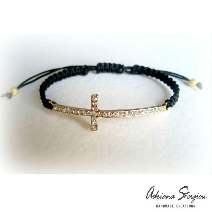 Macrame bracelet www.jewelmyday.gr www.jewelmyday.eu #handmade #accessories #fashion #jewelry #bracelet