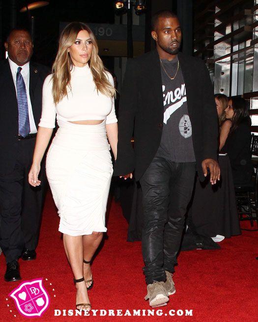 Kim Kardashian and Kanye West plan to get pregnant after their summer wedding!