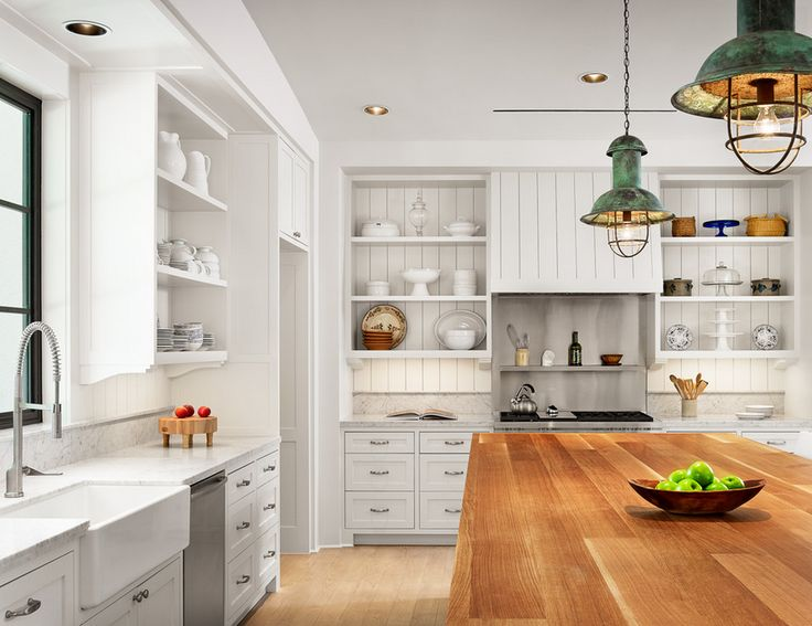 673 best images about cuisines salles manger on pinterest transitional kitchen open. Black Bedroom Furniture Sets. Home Design Ideas