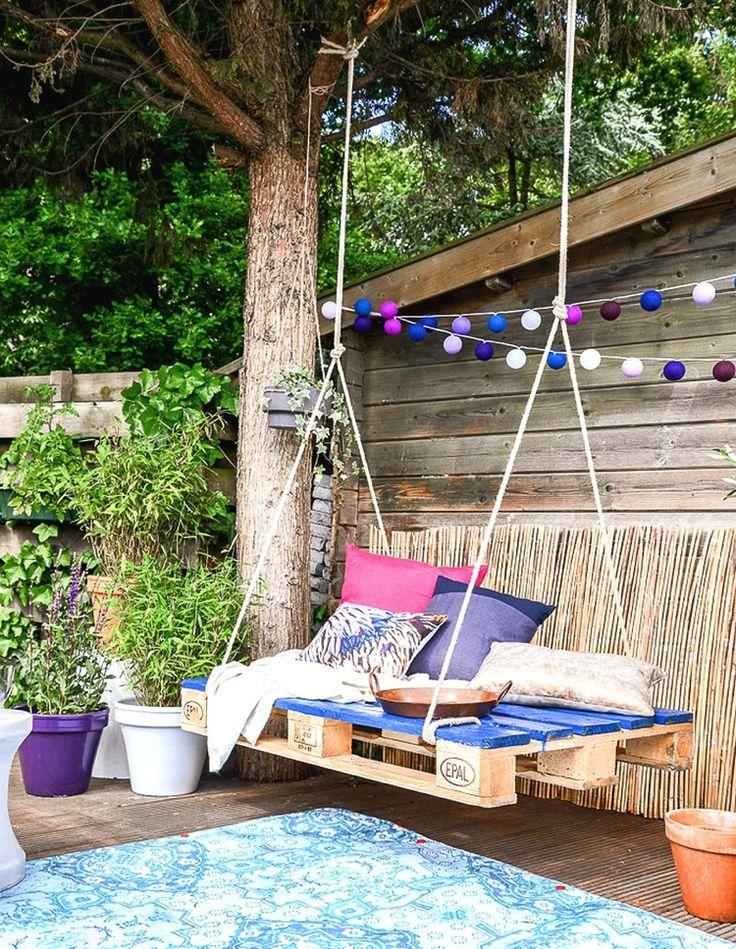 264 besten palettenm bel bilder auf pinterest garten terrasse selber basteln und treffen. Black Bedroom Furniture Sets. Home Design Ideas