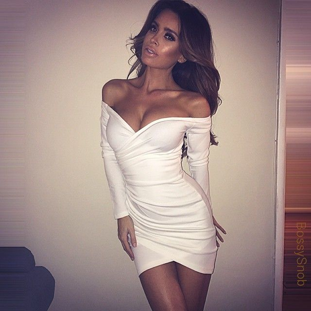 25 Best Ideas About Sexy White Dress On Pinterest
