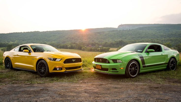 I Can't Decide Between A New Ford Mustang GT Or An Old Boss 302