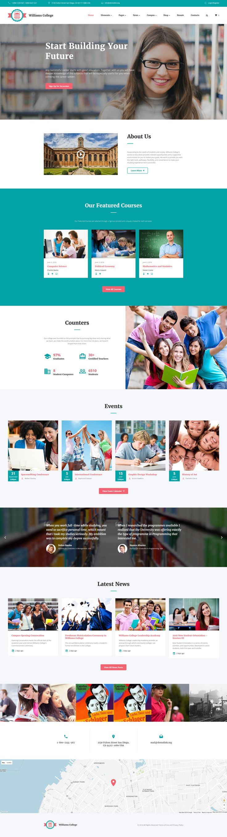 94 best education website images on Pinterest | College school ...