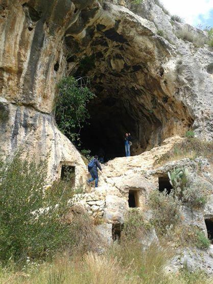 Parco archeologico e naturalistico di Pantalica alla Valle dell'Anapo #invasionidigitali #siciliainvasa2014 #invadipantalica