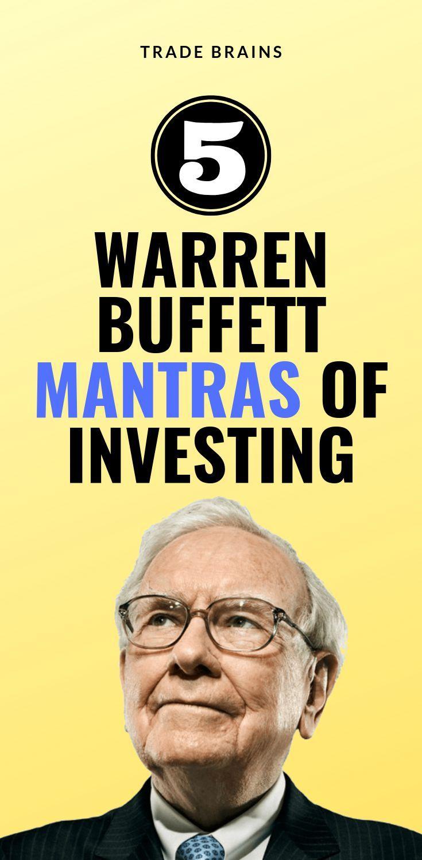 Warren Buffett How To Invest Money
