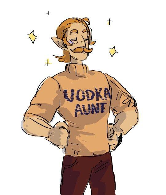 Vodka aunt also coran deserves more love