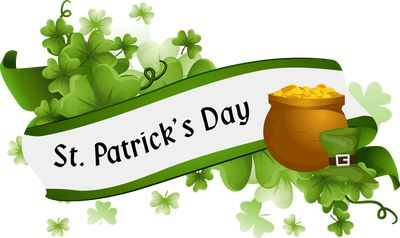 St Patrick's Day - Banner png from http://webclipart.about.com/od/special/ss/St-Patricks-Day-Clip-Art_9.htm