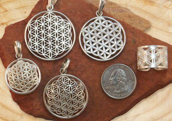 Drunvalo Melchizedek's Flower of Life Jewelry Store