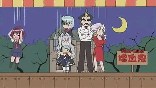 karin anime vampire - Google Search