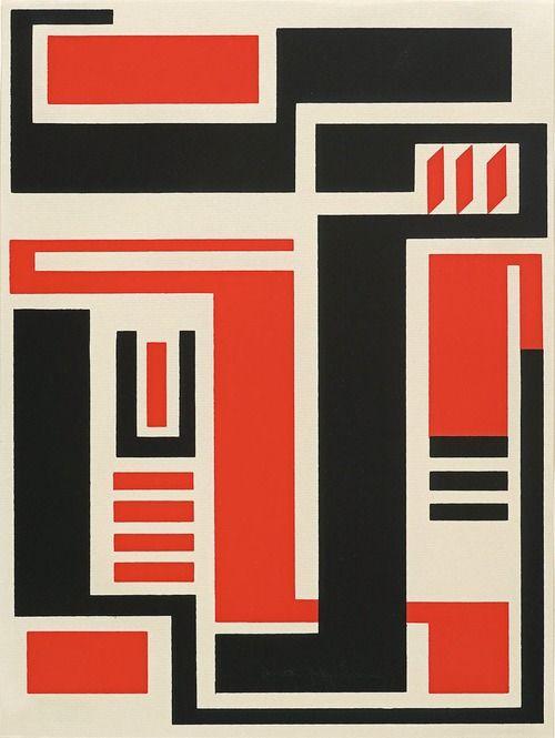 Erich Buchholz, Untitled, 1920 (printed 1984)