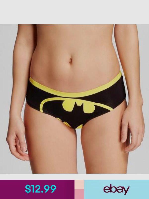 Hot girls panties batman